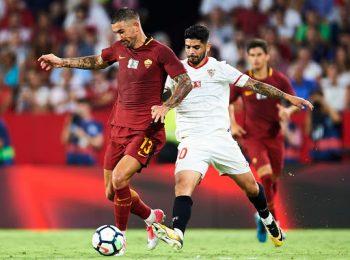 Nhận định Sevilla vs Roma 23h55 ngày 6/8 - Cúp C2