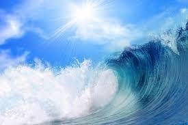 Mơ thấy sóng