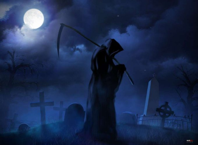 mơ thấy gặp tử thần